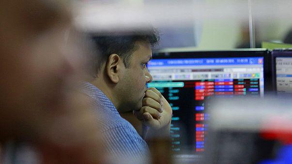 La crise grecque : les marchés boursiers européens sont hésitants