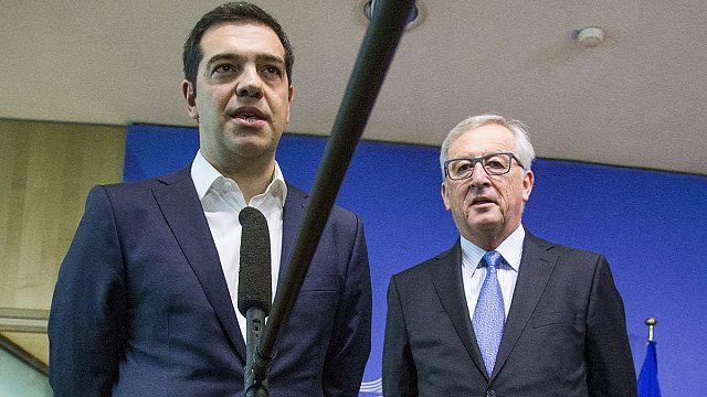 قصة الديون اليونانية والاستفتاء...