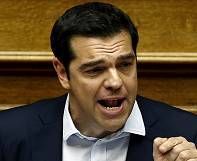 Tsipras keeping promise, one refusal at a time