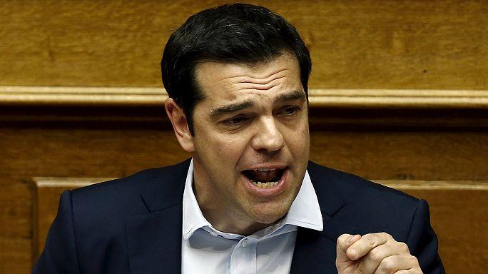 Ciprasz huzavonája Görögország nemzetközi hitelezőivel