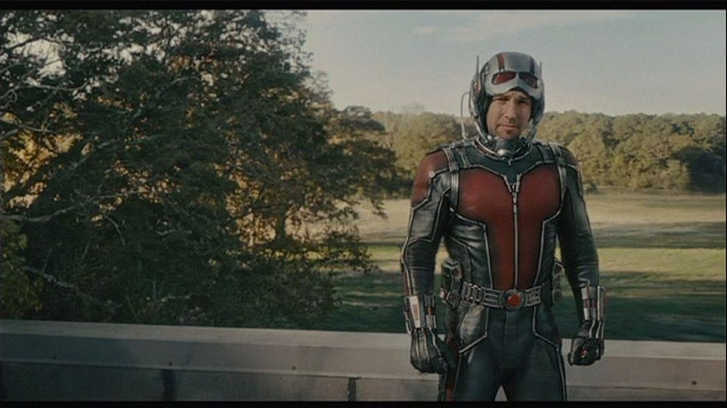 Marvel lleva a las pantallas el universo del Hombre Hormiga