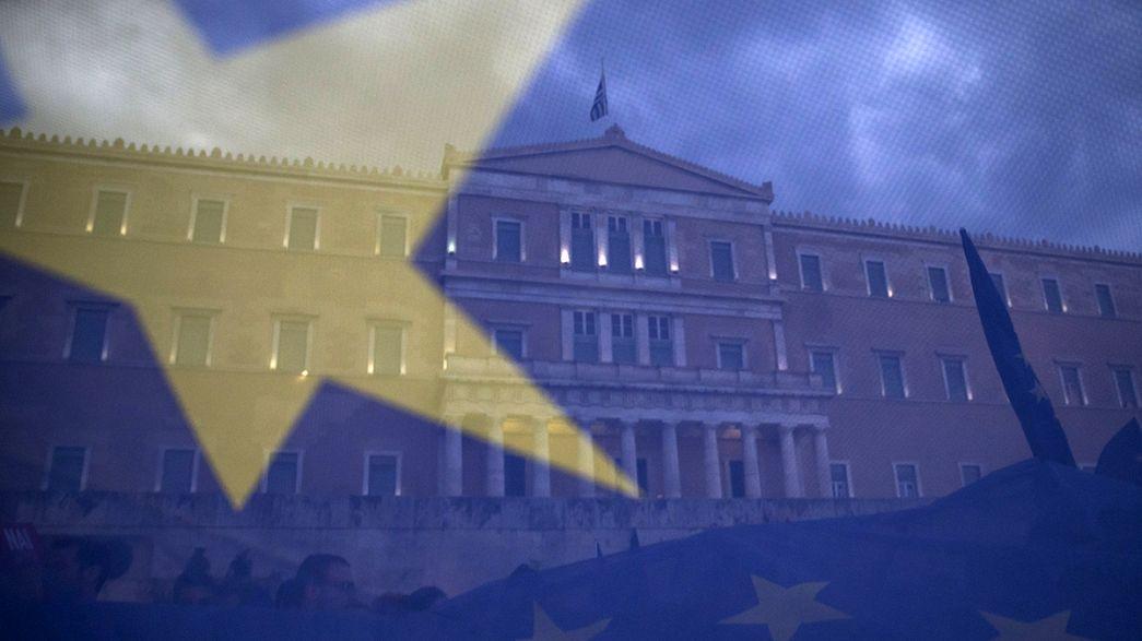 Ezt betartották: Athén nem utalt az IMF-nek határidőre