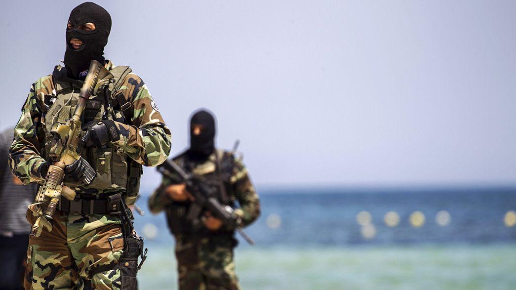 Tunesien dreht Sicherheitsmaßnahmen nach oben