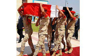 Egitto: presidente Al-Sisi ai funerali militari del procuratore Barakat