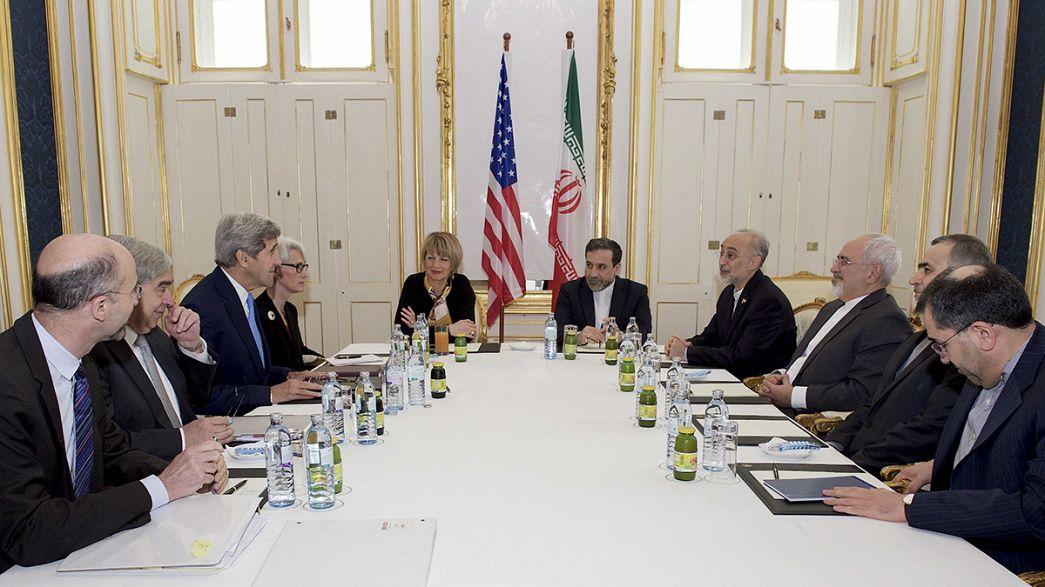 Confianza y escepticismo ante la semana de prórroga para firmar el acuerdo del programa nuclear iraní