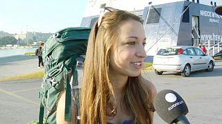 امید به بهبود وضعیت صنعت گردشگری یونان