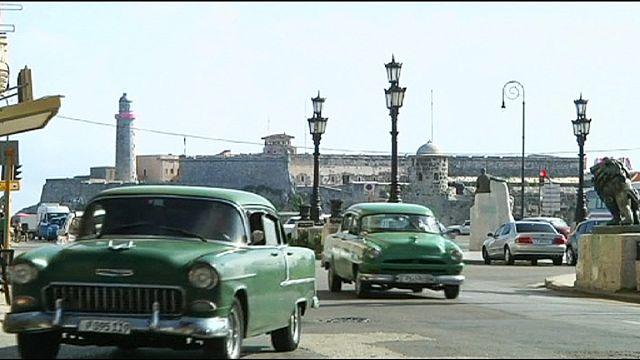 إعادة العلاقات الدبلوماسية بين واشنطن وكوبا