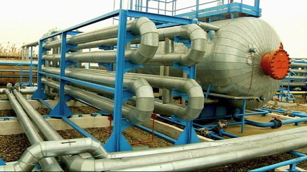 La ucraniana Naftogaz deja de comprarle gas a Rusia