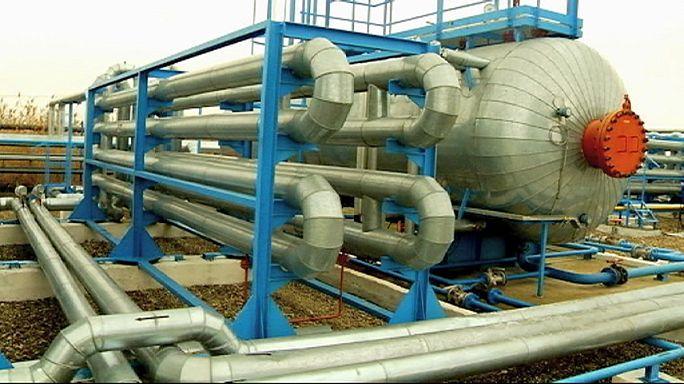 أوكرانيا تعلق شراء الغاز الروسي