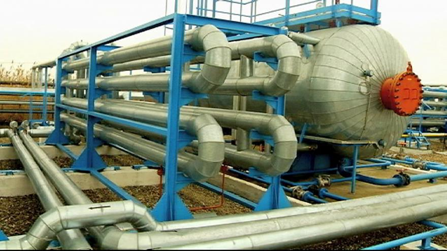 Ukrayna'dan Rusya'ya gaz resti