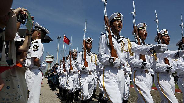 Hong Kong'un Çin'e katılışının 18. yıldönümü