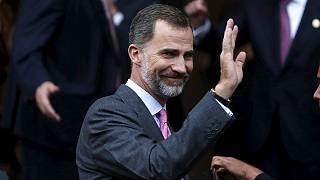 Spain's King Felipe promotes ties with Mexico
