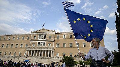 Greece's eurozone future in balance as bailout expires
