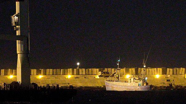 Kudarcnak tartják a gázai segélyflotta útját