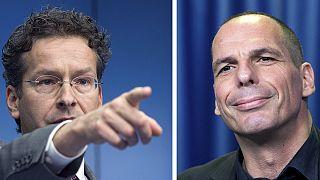 یوروگروپ طرح جدید نجات مالی یونان را بررسی می کند