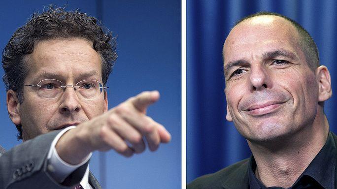 Еврогруппа готова обсудить новые предложения греческого правительства