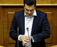 Greek Prime Minister Tsipras makes new offer to creditors