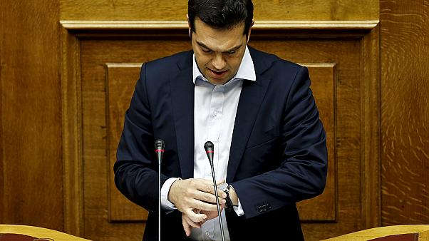 Greek Prime Minister Tsipras confirms referendum, calls for Greeks to reject creditors' proposal