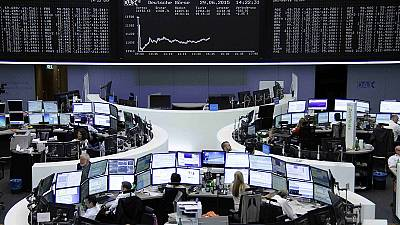 Markets sense Greece will not break the eurozone and hold steady