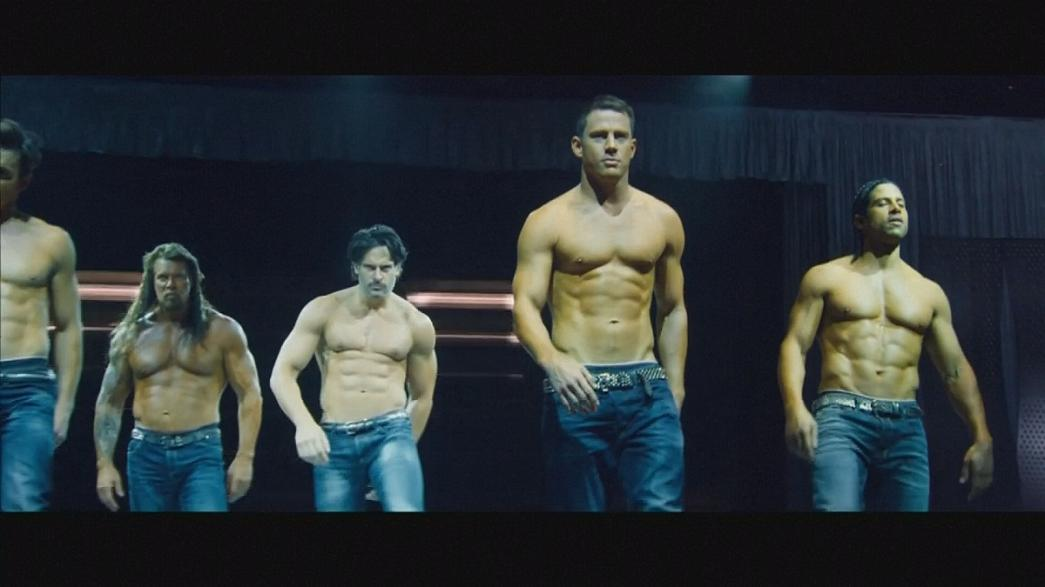 """Magic Mike"" revient, version XXL"