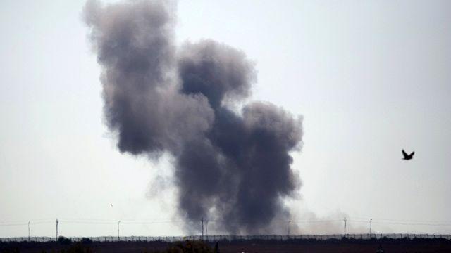 Egyiptom: katonai ellenőrzőpontokra támadt az Iszlám Állam