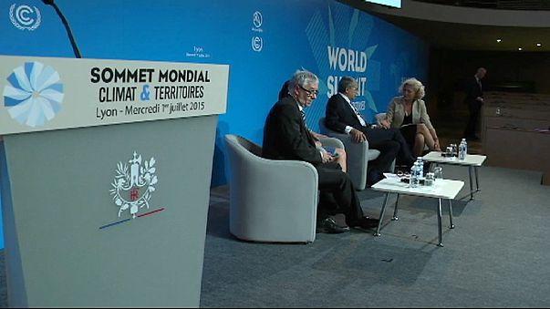 Саммит в Лионе: города в борьбе с изменениями климата