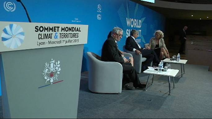Lyon world climate summit looks to limit global warming