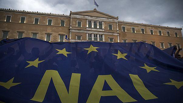 Griechenland: Euros aus dem Tiefkühlfach