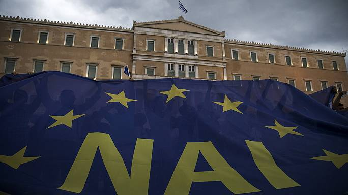 Grisis: Grexit after the Greferendum