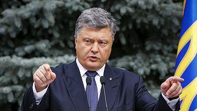 Ukraine unveils draft changes to Constitution