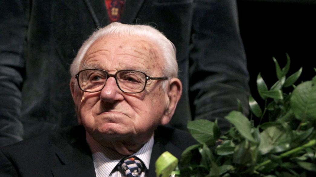 """Morreu Nicholas Winton, o """"Schindler britânico"""""""