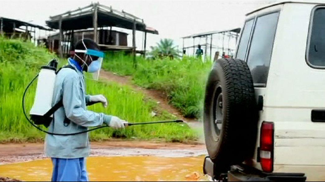 Mesures de quarantaine au Libéria face à la résurgence d'Ebola