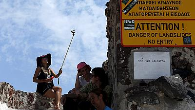 Mykonos, i turisti assicurano la circolazione della liquidità