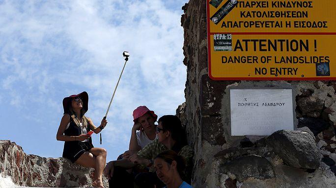 Tourismus in Griechenland: Lieber Cash als Karte