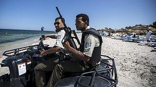 Tunisia arrests 12 suspected over Sousse beach attack