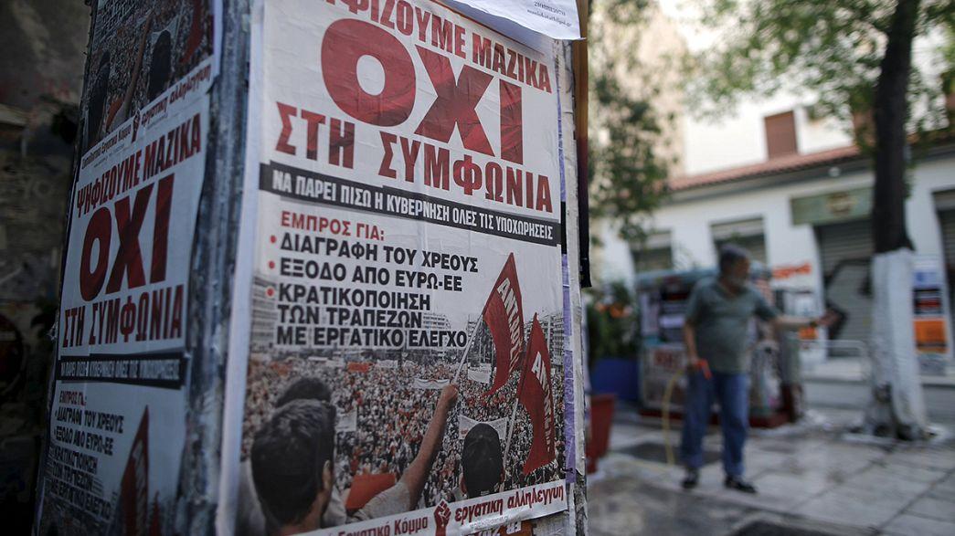 """""""Si gana el Sí en el referéndum, el Gobierno griego podría dimitir"""", dice Varufakis"""