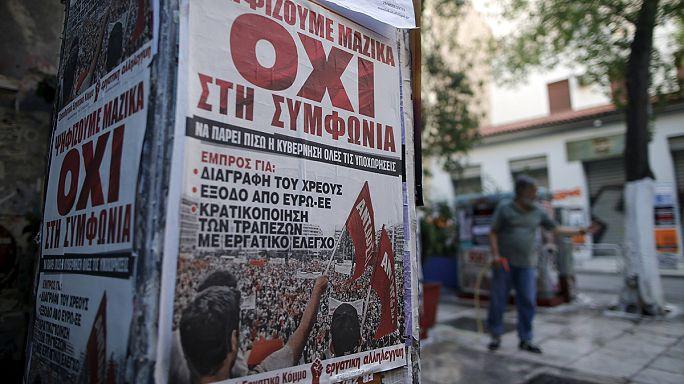 Bloomberg: lemond a görög pénzügyminiszter, ha az IGEN-ek győznek vasárnap