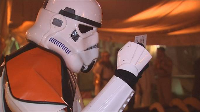 Embedded in Star Wars: immersive cinema hits London
