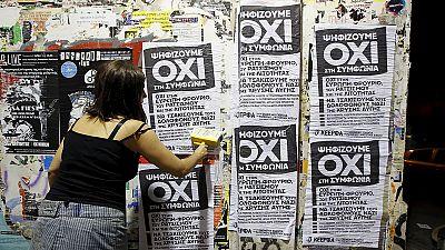 Das griechische Referendum- ein Sorgenkind