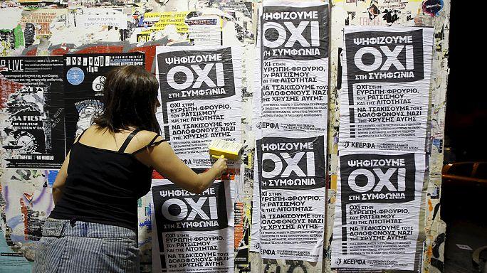 Már csak napok vannak a görög népszavazásig