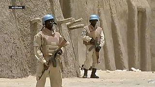 Les casques bleus encore pris pour cible au Mali