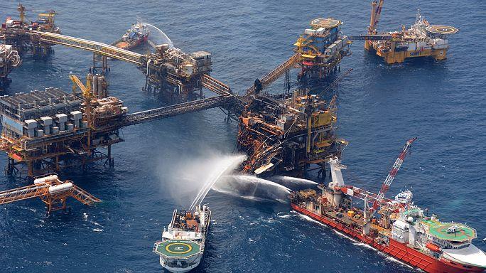 18.7 milliárd dollár kártérítést fizet a BP az olajömlésért