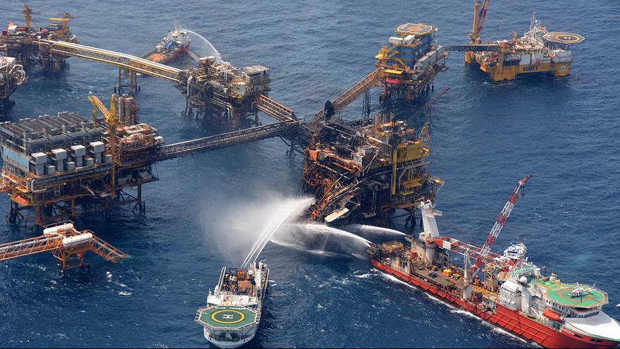 Marée noire dans le golfe du Mexique : l'addition est très lourde pour BP