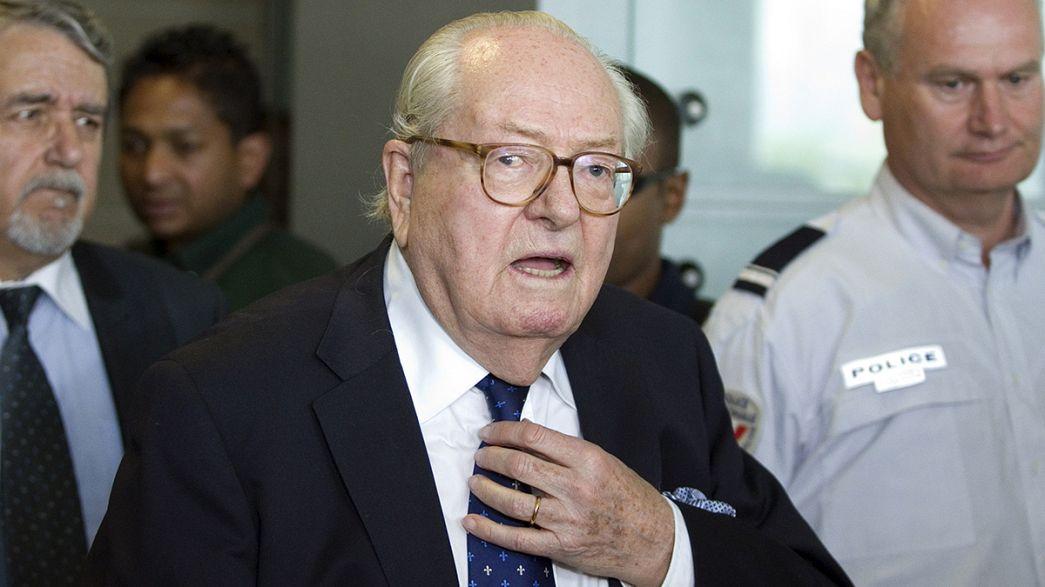 Jean-Marie Le Pen: Gericht urteilt gegen vorläufigen Parteiausschluss