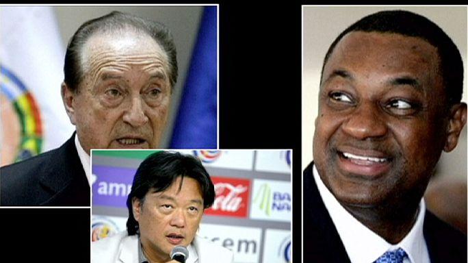 Auslieferungsgesuch für verhaftete Fußballfunktionäre