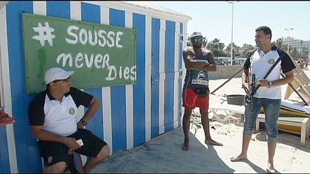 Tunus saldırganı bağımlı çıktı
