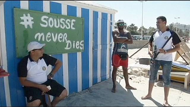 8 suspects in custody after Tunisia beach massacre