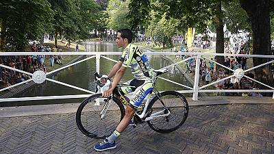 Macht's Contador wie einst Pantani?