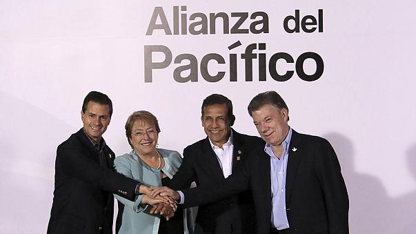 Boosting foreign trade on agenda at tenth Pacific Alliance Summit