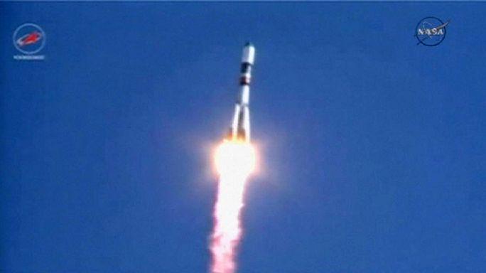 """""""Прогресс"""" с грузом для МКС успешно вышел на орбиту"""